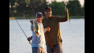 Zona LIVE #9 FULL SHOW with Clark Wendlandt - Incredible Frog Fishing with Top Water Explosions