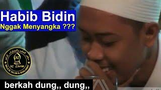 Habib Bidin Assegaf Kaget Dan Nggak Nyangka Di Tasyakuran Pernikahan Mas Imam Bas Az Zahir
