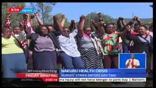 Patients in Nakuru county barred from seeking medical attention as nurses strike