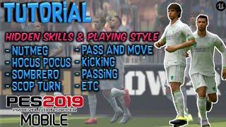 new player skill pes 2019 mobile - मुफ्त ऑनलाइन