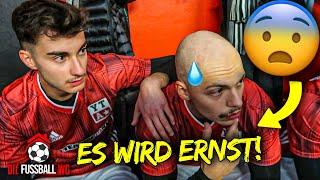 DAS WICHTIGSTE SPIEL IHRES LEBENS BEGINNT! | Fussball WG - Folge 10