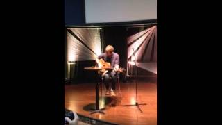 """Josh Wilson- """" I See GOD In You"""" live at the MET Church in Houston"""