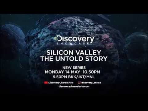 Video trailer för Silicon Valley The Untold Story | New on Discovery