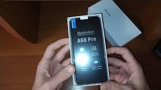 Смартфон Blackview A60 Pro 3/16GB Interstellar Black от компании F-Mart - видео
