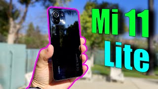 Xiaomi Mi 11 Lite 4G: I finally get to play with a Xiaomi!