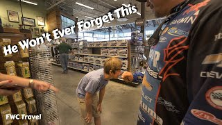 He Won't Ever Forget this! - FWC Travel
