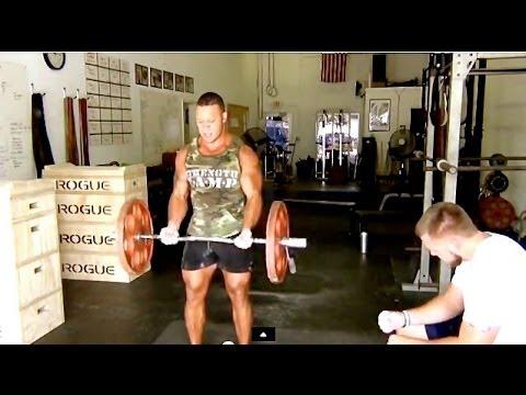 Manty le bodybuilding