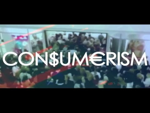 Consumerism Lyric Video