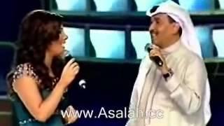 اصالة - هلا فبراير 2007 - على البال مع محمد عبده تحميل MP3