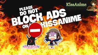 KissAnime should burn and I hate what it stands for...
