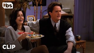 Friends: Chandler's Shocked That People Assume He's Gay (Season 1 Clip) | TBS