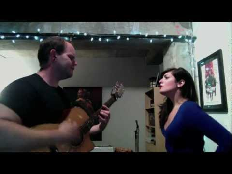 Backdrifts (Radiohead cover) David Lukas Kuhn & Maggie Smith (Loft Live Series)