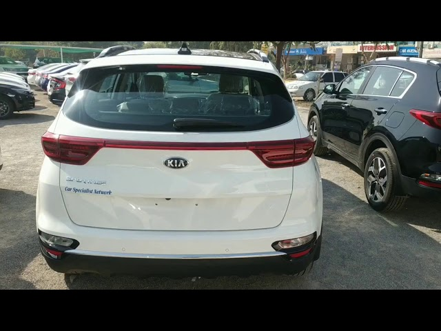 KIA Sportage AWD 2020 for Sale in Islamabad