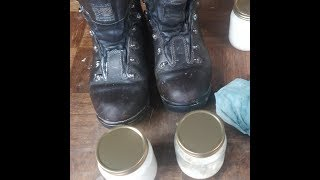 Making Saddle Soap