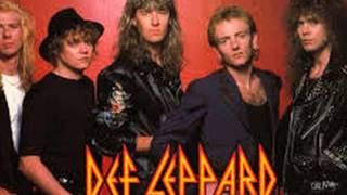 DEF LEPPARD TWO STEPS BEHIND (ELECTRIC) . I LOVE MUSIC 70'S