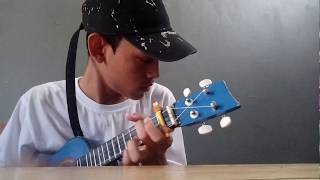 Masih adakah - wali cover ukulele feat sinyo