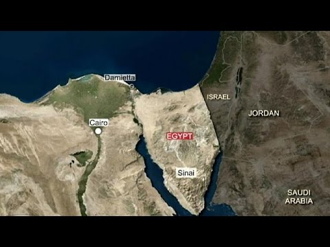 L'Egypte théâtre de plusieurs attaques, ces dernières 48 heures