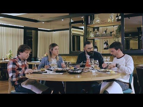 Juego de cartas: Jóvenes restauradores vizcaínos