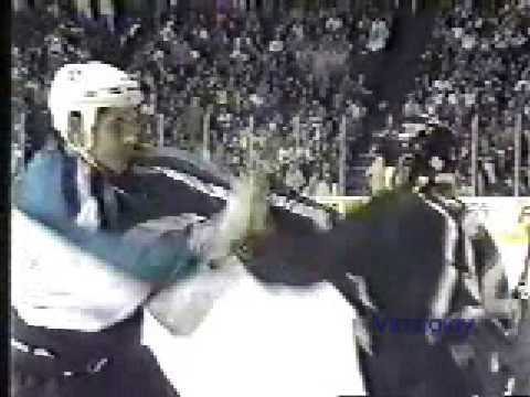 Mike Keane vs. Jamie Pushor