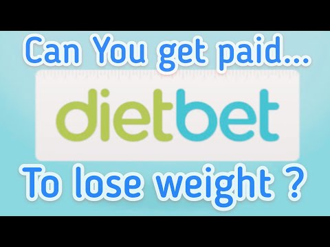 Can you earn money to lose weight?