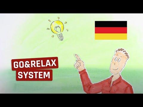 Oskar erklärt das Baak® go&relax-System - Baak Sicherheitsschuhe