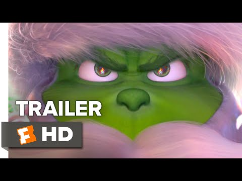 the grinch trailer 3 2018 movieclips trailers