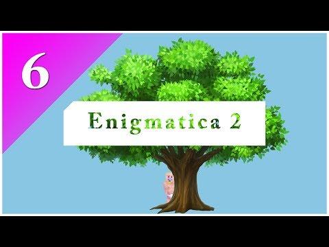 Enigmatica 2 - E06 | Kopírování a stavění pomocí Building Gadgets |