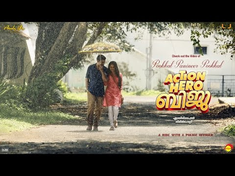 Pookkal Panineer Action Hero Biju Video Song - Yesudas, Vani