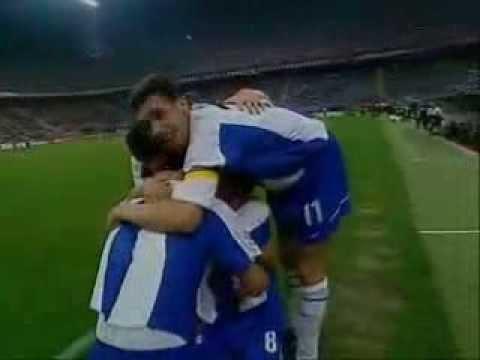 Ali Daei v. Chelsea and AC Milan