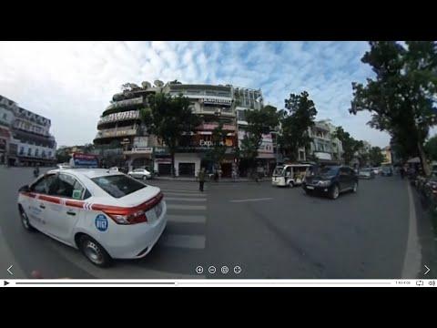 hqdefault - La locura que puede llegar a ser cruzar la carretera en Hanoi visto con un video de 360 grados