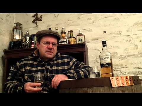 whisky review 424 – Teachers Highland Cream blended Scotch re-reviewed