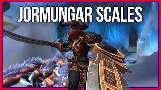 Jormungar Scale Farming | 100-300/hr | WoW Gold Guide