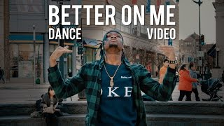 Pitbull - Better on Me ft. Ty Dolla $ign (Dance Music Video) | Dance by Casually Reggie | Options