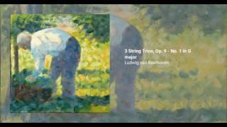 3 String Trios, Op. 9