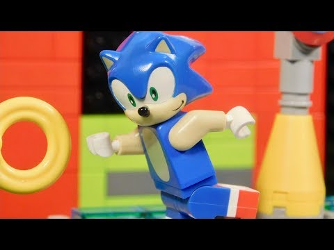 Lego Sonic the Hedgehog - Chemical Plant Zone