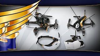 RCLAPO - Walkera FPV rassit laseilla F210/Goggle3 ja Rodeo/Goggle4