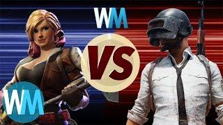 Fortnite Vs PlayerUnknown