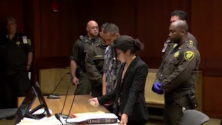 WEB EXTRA: Alins Sumang appears in court on three manslaughter charges
