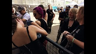 Video Liberate - Behind The Scenes (Masters of Rock)