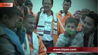 preview picture of video 'Misi Bantuan Kemanusiaan KP1M & Gerakan Belia Gagasan 1Malaysia Ke Gaza 15/12/2012'