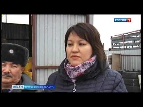 В Астраханской области уничтожена опасная рыбная продукция