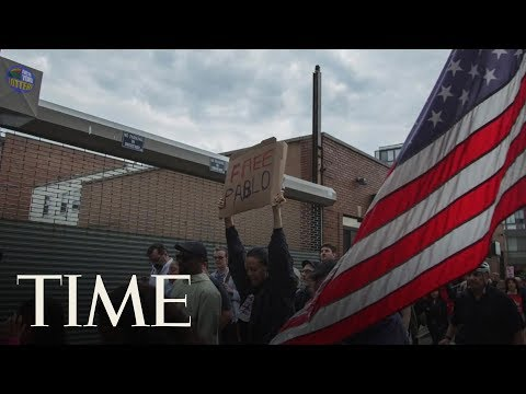 An Army Base Ordered Pizza Then Guards Called ICE On The Delivery Man | TIME