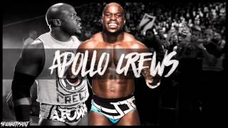 "WWE: ""Cruise Control"" ► Apollo Crews Theme Song"