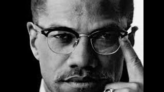 MALCOLM X AT THE FORD HALL FORUM.