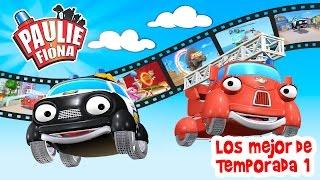 Paulie y Fiona | Los mejor de temporada 1 | Compilación | Caricaturas para Niños en Español