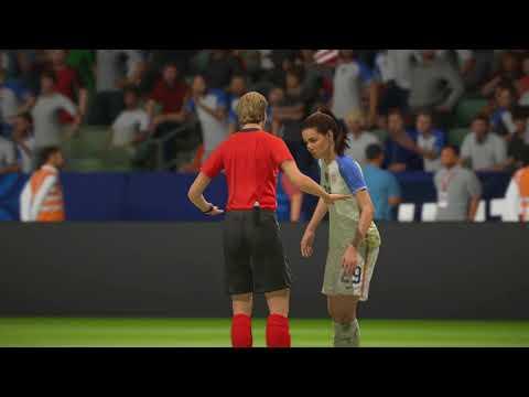 CO KDYŽ KIM HUNTER DOSTANE ČERVENOU! [FIFA 18 EXPERIMENT]