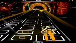 Audiosurf - Ninja Mono  - Eve 6 - Saturday Night