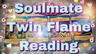 ENERGY UPDATE Twin Flames & Soulmates Reading 5/13 - Divine Masculine Letting go of fear to mend