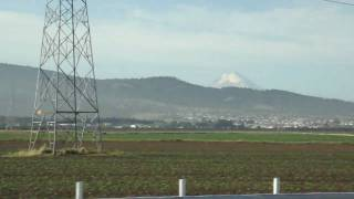 preview picture of video 'Driving Xalapa - Passing Perote'