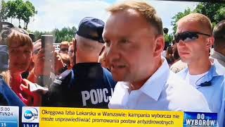 Andrzeju, nie denerwuj się!
